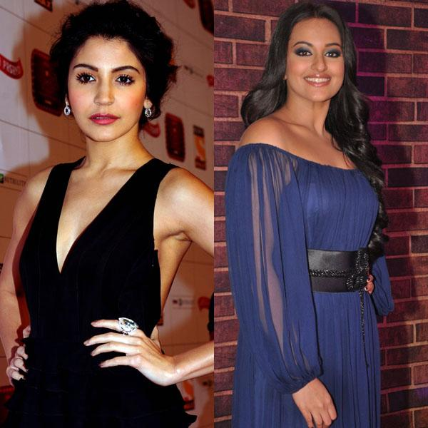 Anushka and Sonakshi are both in their early 20s and have carved a niche for themselves in the last few years. While one hails from a film family and got her dream debut opposite Salman Khan, the other is driven by ambition and started out as a successful model, debuting opposite Shah Rukh Khan. But…