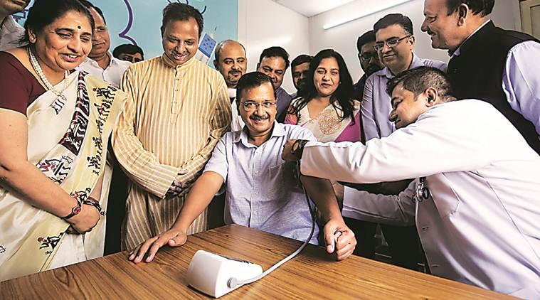 Arvind Kejriwal spells out healthcare target: One mohalla clinic per square km