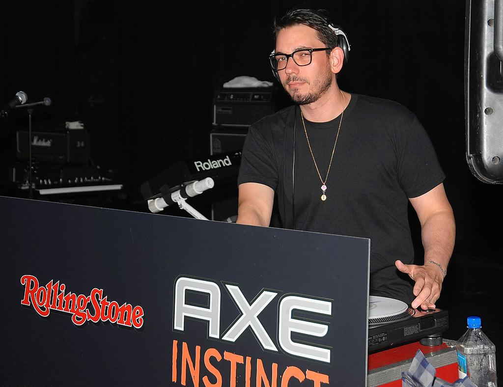 """DJ AM knows how to rock a party -- and he also knows what it's like to party too hard. The former addict has been working on an upcoming intervention show for MTV tentatively titled """"Gone Too Far."""" Jamie McCarthy/<a href=""""http://www.gettyimages.com/"""" target=""""new"""">GettyImages.com</a> - June 24, 2009"""