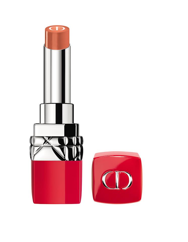 """This ulta-pigmented lipstick also includes a hydrating element that keeps lips looking picture-perfect for hours on end. Dior Rouge Ultra Care Lipstick, $37, <a href=""""https://shop.nordstrom.com/s/dior-rouge-dior-ultra-rouge-pigmented-hydra-lipstick/5044549"""">nordstrom.com</a>"""