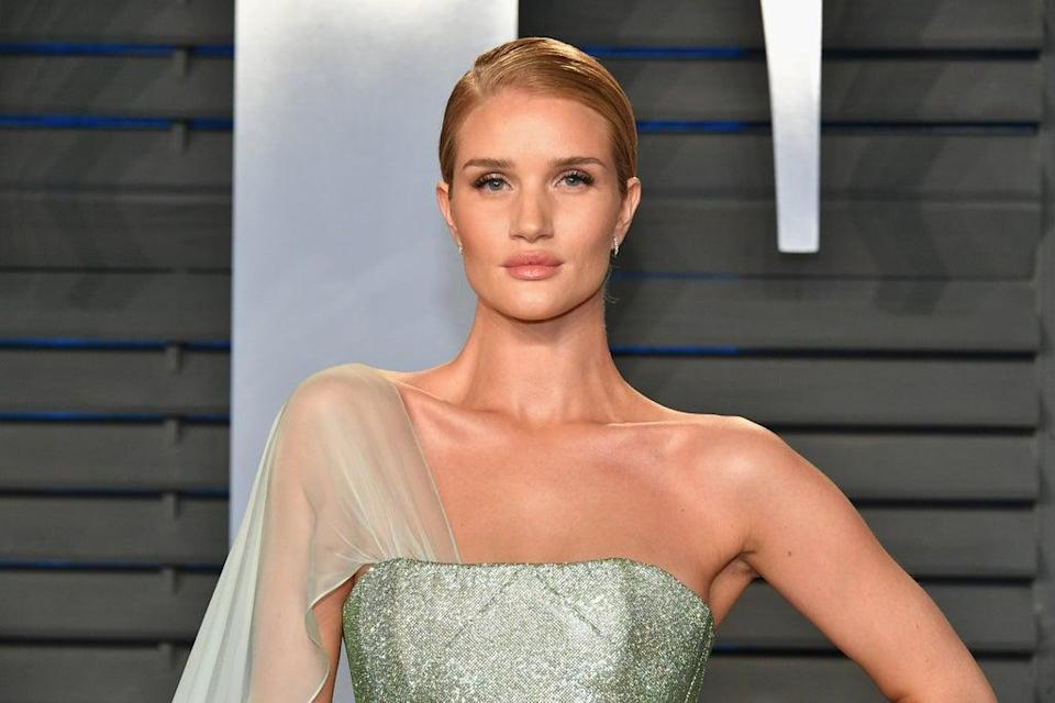Rosie Huntington-Whiteley reflects on Victoria's Secret (Getty Images)