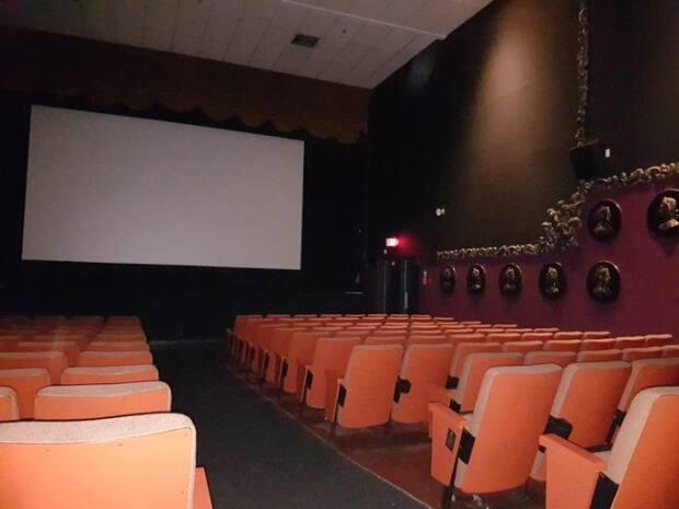 Mount Pearl's theatre closed permanently Tuesday, confirms a Cineplex spokesperson. (Colin Smith/Twitter - image credit)