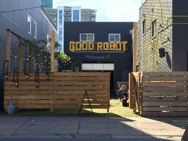 A co-owner with Good Robot Brewing Company in Halifax thinks customers are more than ready to return to in-person dining.