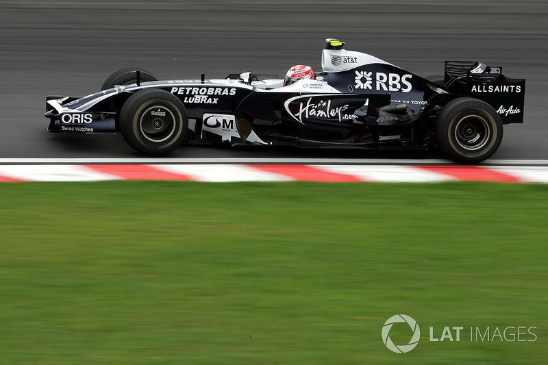 "2008: Williams-Toyota FW30<span class=""copyright"">Sutton Motorsport Images</span>"