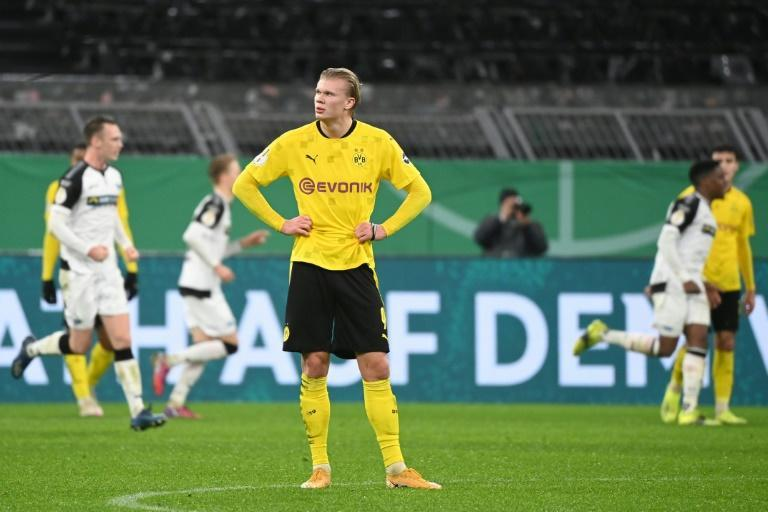 Erling Braut Haaland is one of several Borussia Dortmund stars to struggle for form recently