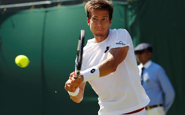 """British number two Aljaz Bedene will return to representing Slovenia from January 1, he has announced. The 28-year-old, who lives in London, became a British citizen in March 2015 and among home players the world number 49 is only behind Andy Murray in the men's professional rankings. He has fought an unsuccessful battle to be eligible for Britain in the Davis Cup, and he admits that a desire to compete in that event, plus the Tokyo Olympic Games in 2020, played a big part in this latest move. He wrote on Facebook: """"I want to share with you that I have informed the ITF (International Tennis Federation) of my intention to represent Slovenia, my country of birth, from January 1, 2018. """"One of my main goals for my career going forward will be to play in the 2020 Olympics in Tokyo. I have proudly called Britain my home for the last nine years and so many people there have made me feel welcome both in the UK and abroad. """"I am also particularly grateful for the support the LTA (Lawn Tennis Association) has shown me in that time and in fighting my case for the GB Davis Cup eligibility. It was a dream of mine to be able to compete for a country that has given me so much in the Davis Cup."""" Bedene's most recent appeal to the ITF over Davis Cup eligibility was rejected in March of this year. He was ruled out because he had represented Slovenia in three cup ties before switching nationality. He added on Facebook: """"At this stage in my career, I do not want to miss the opportunity to compete in the Davis Cup and the Olympics, two events that mean so much to me and that is what has informed my decision. Federer vs Nadal - The five ages of tennis's greatest rivalry """"This has not been easy and again I would like to thank everyone for their support. I look forward to seeing all my friends and fans on tour next year."""" Bedene's switch to represent Britain was not universally popular, with Dan Evans criticising the LTA for its """"desperate"""" efforts to help him secure eligibility. Evans, c"""