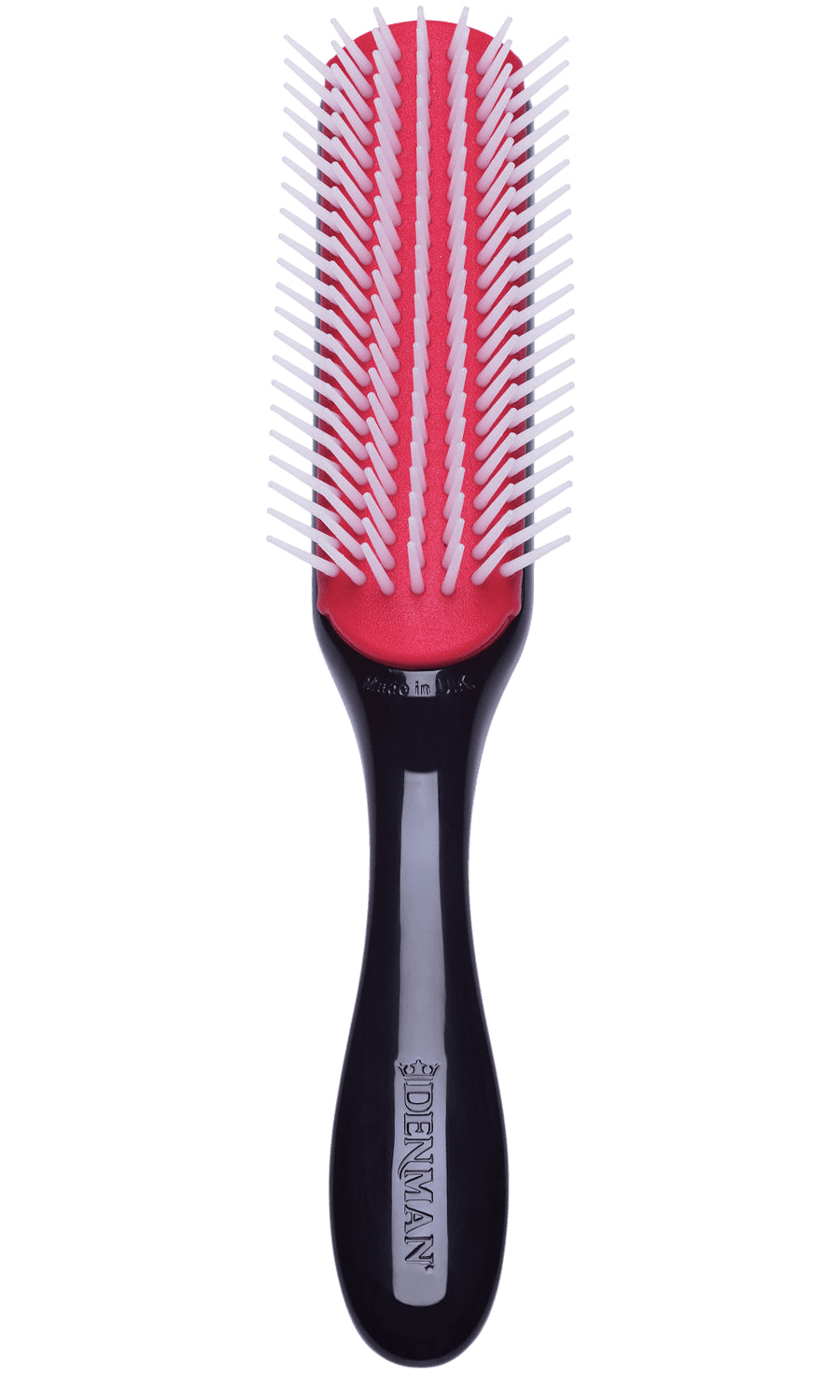 <p>The <span>Denman D14 Mini Styler Brush</span> ($18) is a classic among naturals. The bristles are soft on the hair but still functional enough to detangle and smooth the hair and reduce frizz.</p>