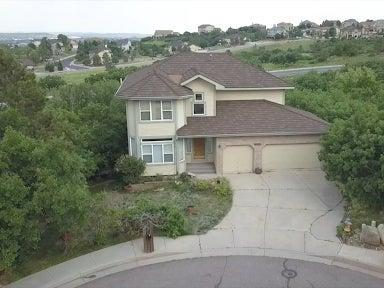 The five-bedroom house in Broadmoor Bluffs Estates is listed for $590,000 (KMGH)