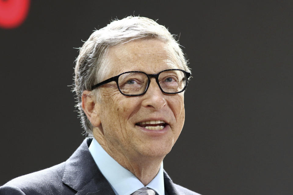 Bill Gates. (Foto: AP)