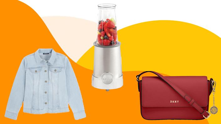 Macy's is letting you save up to 60% on everything from kitchen essentials to top-rated style products this weekend.
