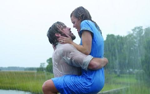 The Notebook - Credit: Melissa Moseley/Entertainment Film