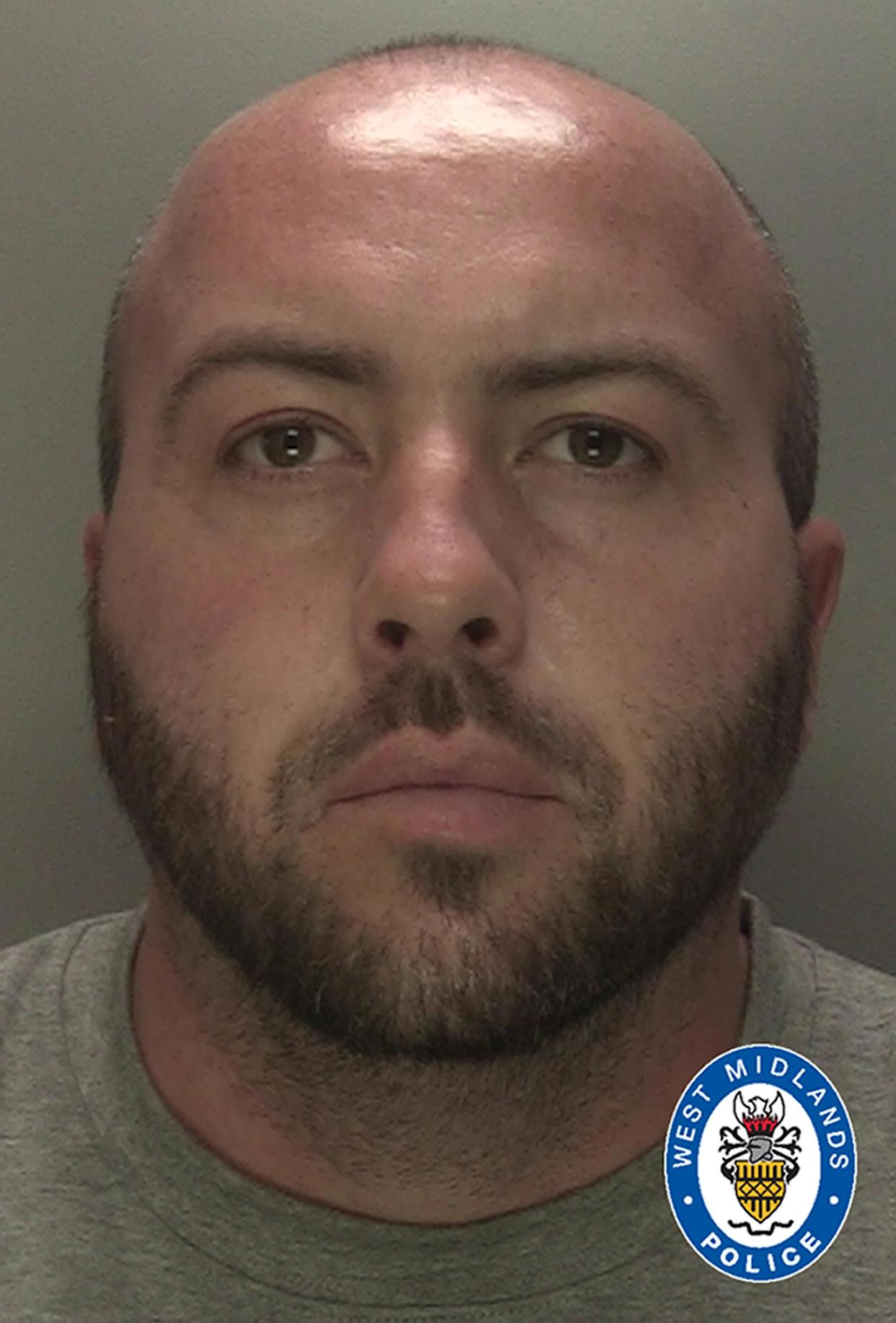 Jonathan Houseman must serve life with a minimum term of 40 years (West Midlands Police/PA)