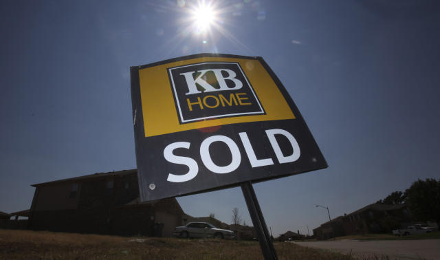 KB Home earnings will be a highlight of the investing schedule on Wednesday.  (AP Photo/LM Otero, File)