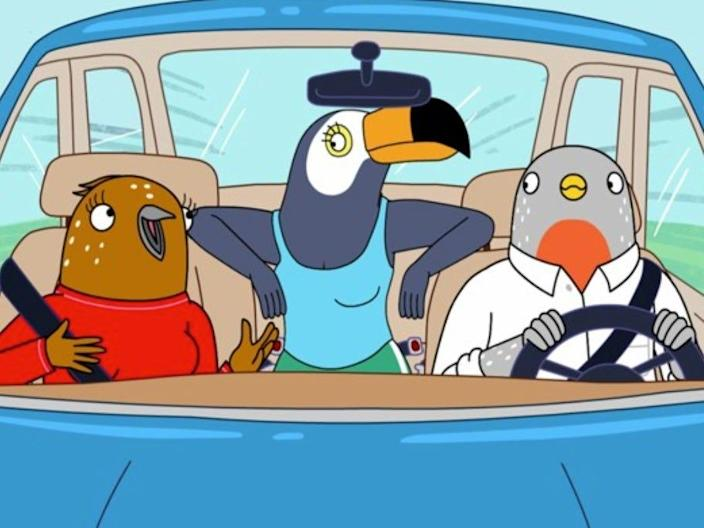 tuca and bertie