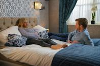 <p>Nicky tells Daniel that they could do a lot more than talk for the money he's paying her. Daniel explains it's not about sex – just her company alone is making him feel better.</p>