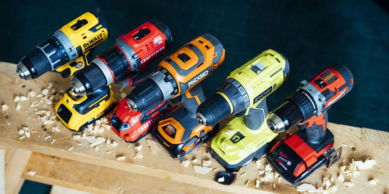 Best Cordless Drills 2020 These Are the Best Cordless Drills of 2019