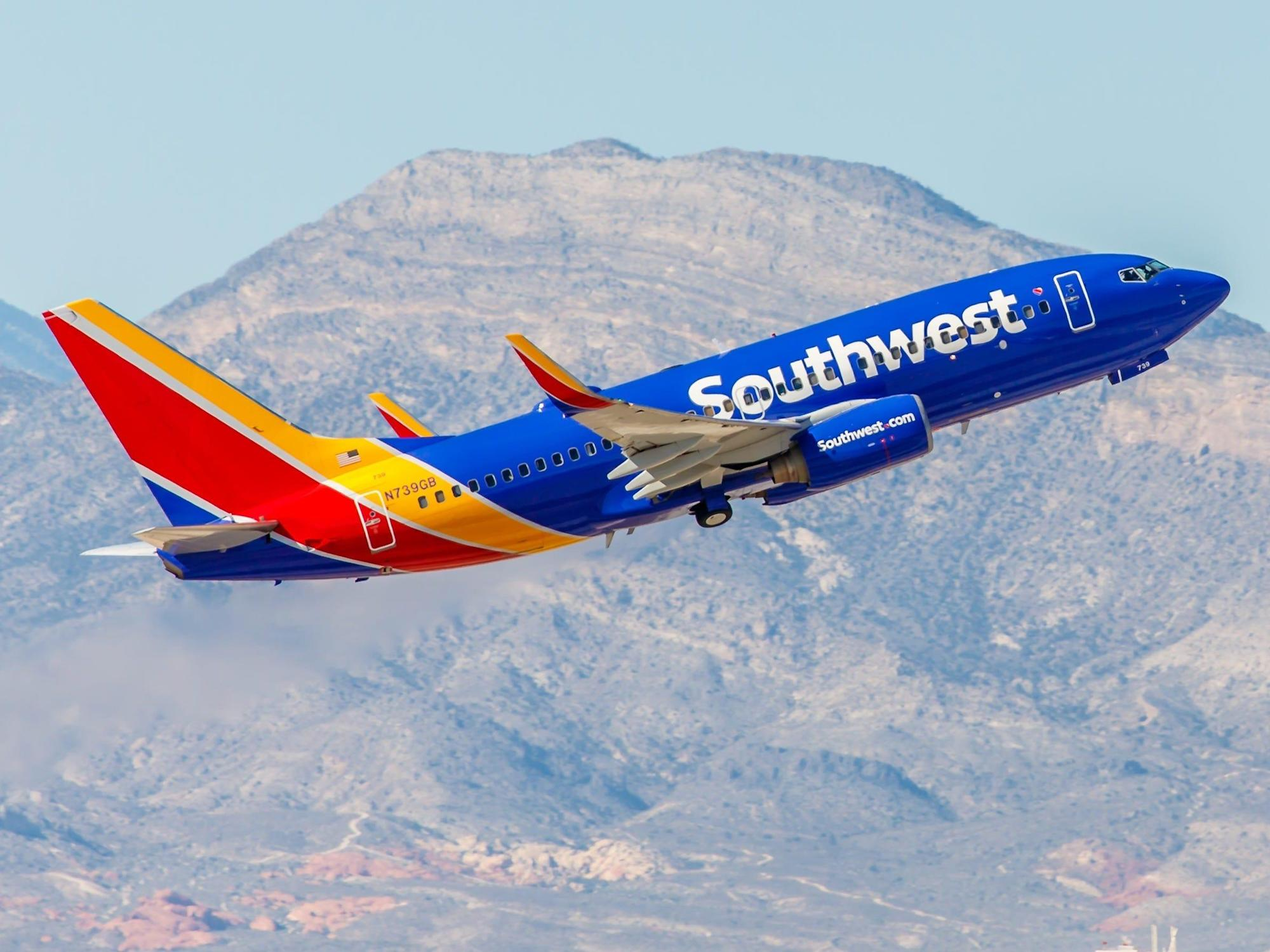 Southwest Airlines just announced 10 new routes and has a new shortest that's only 73 miles long