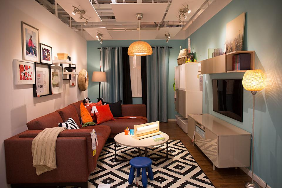The scheme is part of Ikea's sustainability drive. (Getty Images)