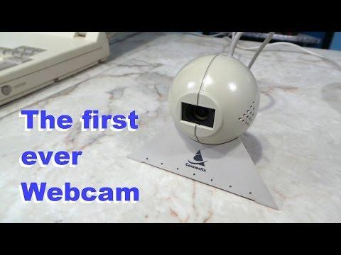 """<p>The Connectix QuickCam was a relatively affordable ($99) webcam that became available to the public in 1994. According to <a href=""""https://www.pcworld.idg.com.au/slideshow/350404/history-video-calls-from-fantasy-flops-facetime/"""" rel=""""nofollow noopener"""" target=""""_blank"""" data-ylk=""""slk:PC World"""" class=""""link rapid-noclick-resp""""><em>PC World</em></a>, """"the first model could only capture a 320-by-240 image"""" in grey and the camera was only compatible with a Mac.</p><p>However, """"inventive users combined the QuickCam, the emerging internet, and videoconferencing software like CU-SeeMe to take part in the first online video chats,"""" writes <em>PC World.</em></p><p>If you use Skype or FaceTime, thank these guys.</p><p><a href=""""https://www.youtube.com/watch?v=ZxQjMlwDA8A"""" rel=""""nofollow noopener"""" target=""""_blank"""" data-ylk=""""slk:See the original post on Youtube"""" class=""""link rapid-noclick-resp"""">See the original post on Youtube</a></p>"""