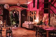 """<p>Famously the backdrop to Wham!'s Club Tropicana video, <a href=""""https://www.booking.com/hotel/es/ibiza-rocks-house-at-pikes.en-gb.html?aid=2070929&label=ibiza-hotels"""" rel=""""nofollow noopener"""" target=""""_blank"""" data-ylk=""""slk:Pikes"""" class=""""link rapid-noclick-resp"""">Pikes</a> is the epitome of Ibizan hedonism and is to be experienced at least once in a lifetime. Tucked away in the hills behind San Antonio, this rock and roll-themed hotel has seen everyone grace its loungers from Freddie Mercury – who famously held his 41st birthday here – to the likes of Kate Moss and Grace Jones, who have stepped through its doors.</p><p>There are 25 individually styled rooms, all with a laid-back Ibiza vibe and quirky features like a hobbit door. Play a set or two on the hot pink tennis court, or head to the Rockovery tent for morning yoga, or splash around in that iconic pool. As for food, Pamelas serves up dishes with a nostalgic twist - from beer battered cod to slow roast rib of beef.</p><p><a class=""""link rapid-noclick-resp"""" href=""""https://www.booking.com/hotel/es/ibiza-rocks-house-at-pikes.en-gb.html?aid=2070929&label=ibiza-hotels"""" rel=""""nofollow noopener"""" target=""""_blank"""" data-ylk=""""slk:CHECK AVAILABILITY"""">CHECK AVAILABILITY</a></p>"""