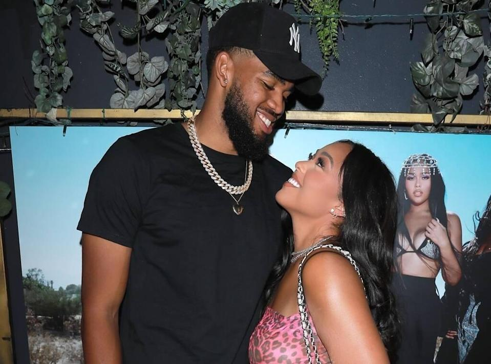 Jordyn Woods, Karl-Anthony Towns