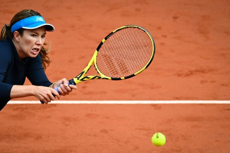Collins takes 'untraditional route' to French Open quarter-finals