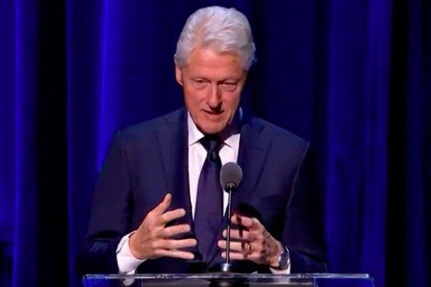 Bill Clinton Defends Former Sen. Al Franken