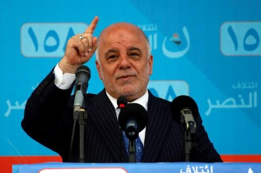 Iraqi Prime Minister Haider al-Abadi was praised for leading the fight against jihadists but appears to have failed to convince voters he is serious about stamping out corruption