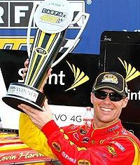 Kevin Harvick's win at Michigan was the first for Richard Childress at Michigan since 1990