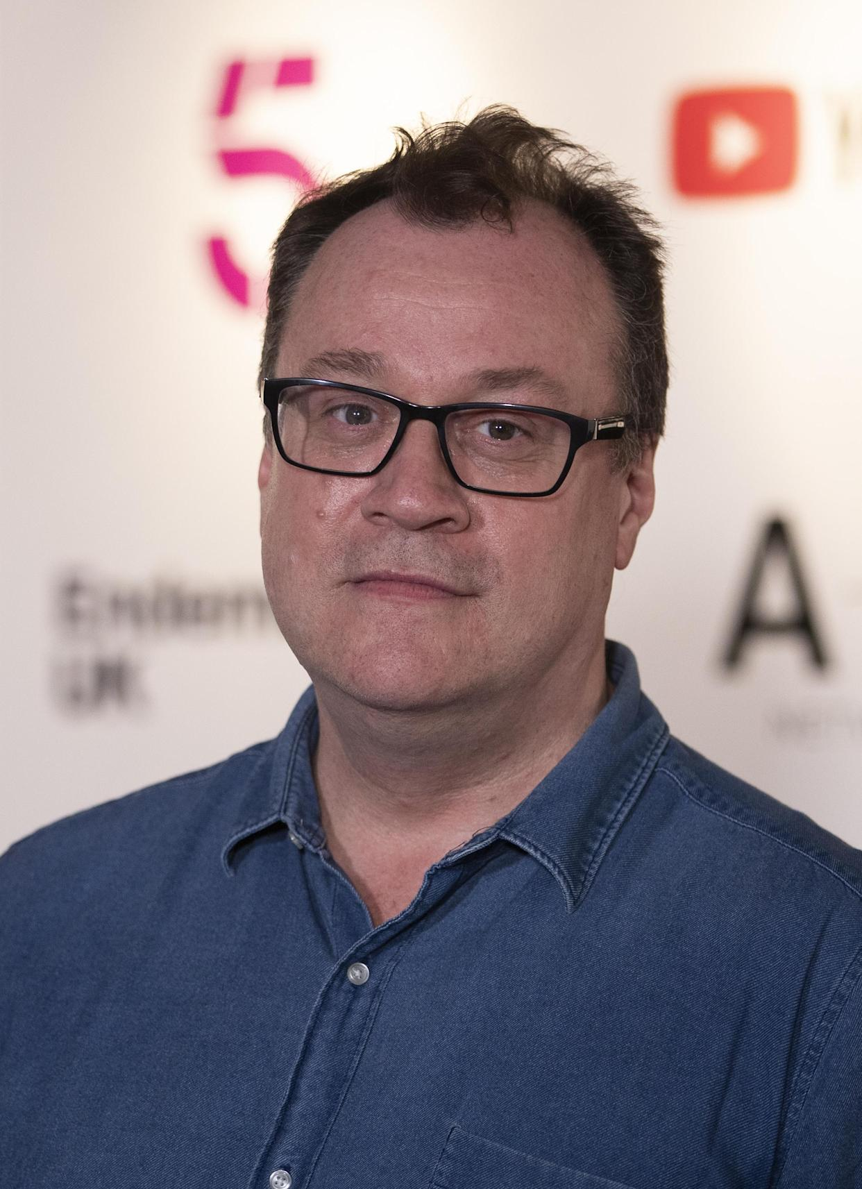 File photo dated 21/08/19 of Russell T Davies at the 2019 Edinburgh TV Festival. Mr Davies will return to Doctor Who to serve as showrunner after departing the show in 2009, the BBC has announced. The writer, who was behind the 2005 revival of the Time Lord, will replace Chris Chibnall when he exits the show next year. Davies will make his return to celebrate the 60th anniversary of Doctor Who in 2023.