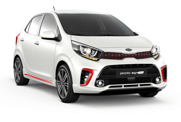 Cheapest Cars in the Philippines Under P1 Million - KIA Picanto
