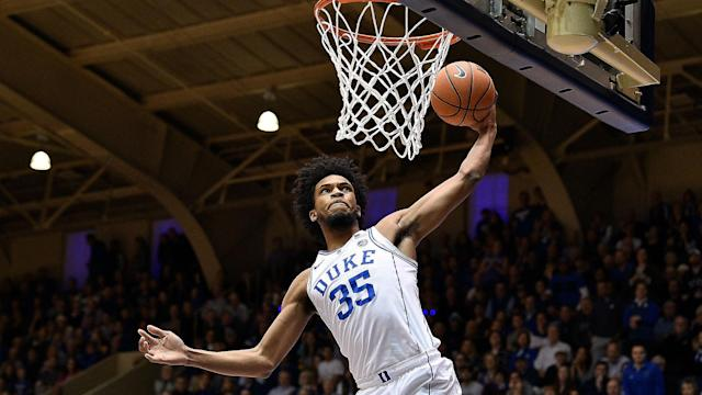 Bagley averaged 21 points and 11.1 rebounds per game as a freshman at Duke in 2017-18.