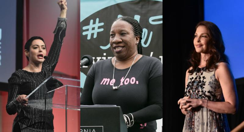 Time 's Person of the Year 2017 Honors the #MeToo Movement
