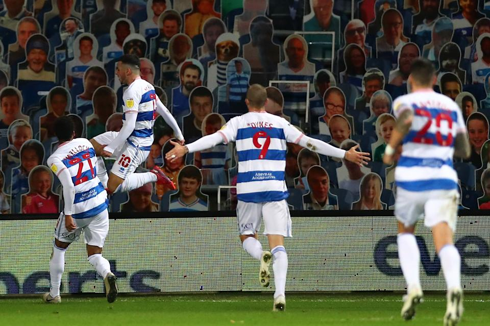 <p>Dykes is confident that QPR are capable of pushing for the top six this season, despite a sluggish start</p>Getty Images