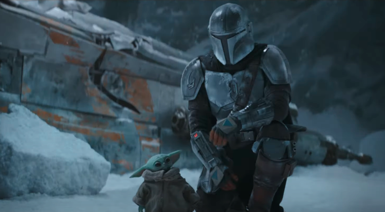 Sasha Banks Appears In The Mandalorian Season 2 Trailer