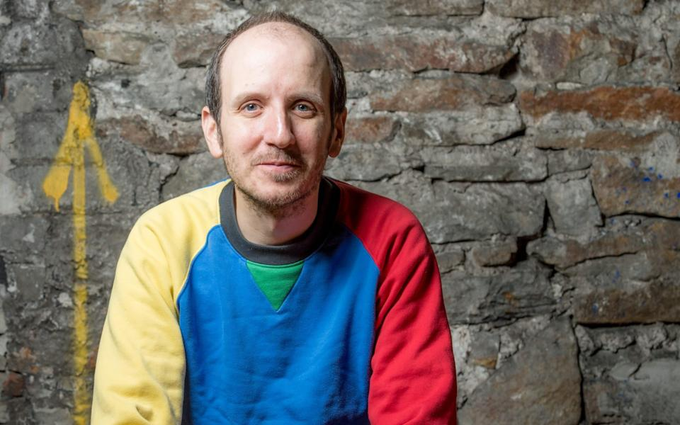 Writer Jack Thorne created National Treasure after the Operation Yewtree scandals - Manuel Harlan