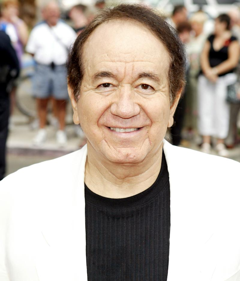 Trini Lopez during A Douglas Family Celebration Presented by Palm Springs International Film Society and Film Festival at Annenberg Theatre at Palm Springs Desert Museum in Palm Springs, California, United States. (Photo by Jesse Grant/WireImage for BWR Public Relations)