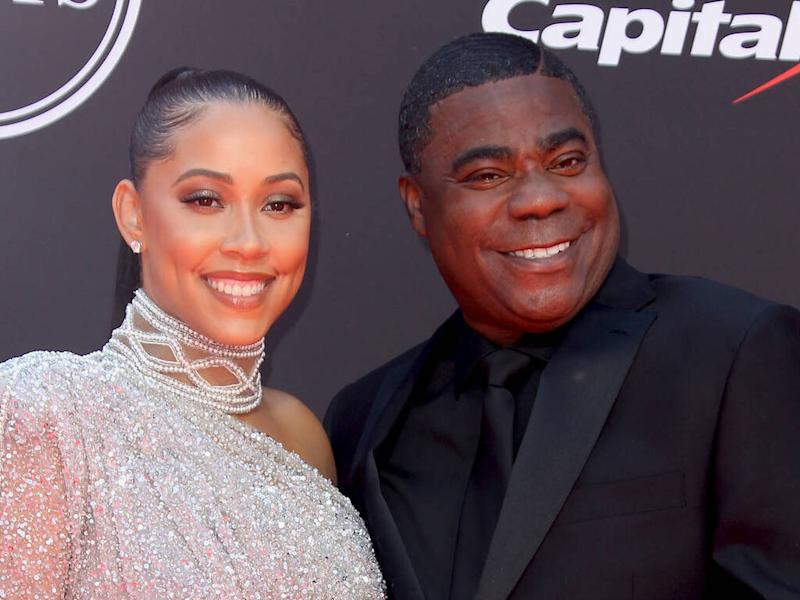 Tracy Morgan heading for divorce