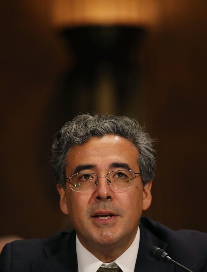 Noel Francisco, next in line to oversee Russia probe, has expansive view of executive power