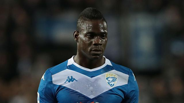 Mario Balotelli was racially abused in Brescia's Serie A match at Hellas Verona in November, with a fan given a five-year banning order.
