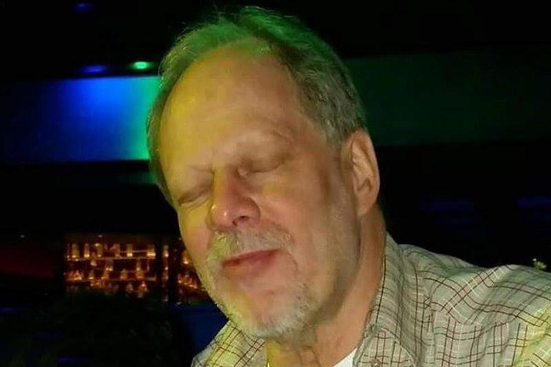 Gunman Stephen Paddock, who killed 59 people in Las Vegas