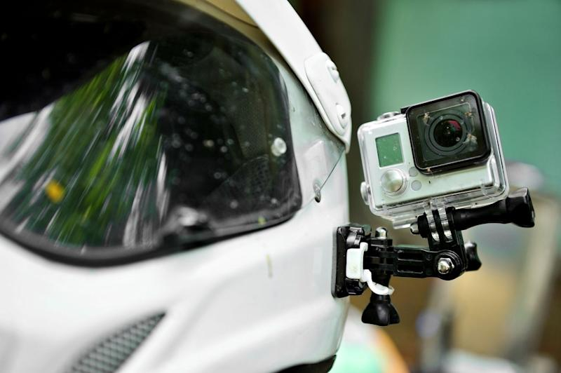 Report: Action camera sales to triple in next 5 years