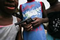Both victims and criminals in Buenaventura are mostly young men from the Afro community