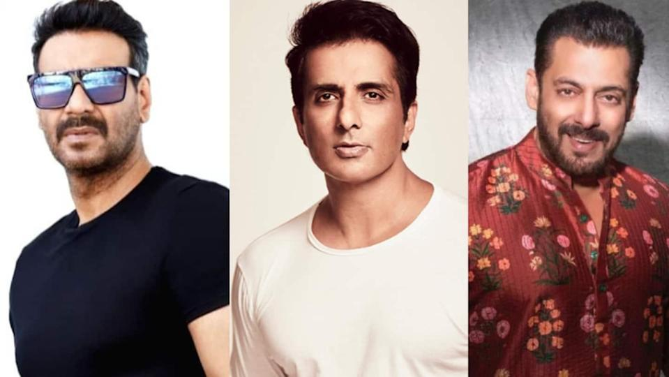 COVID-19 crisis: Six Bollywood celebrities who are doing their bit