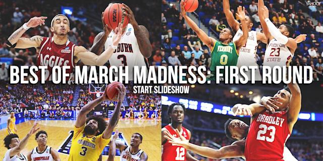 March Madness action embed image