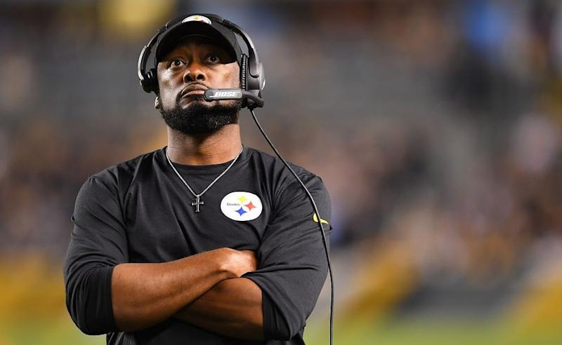 Steelers HC Mike Tomlin fined $25,000 for criticizing officiating