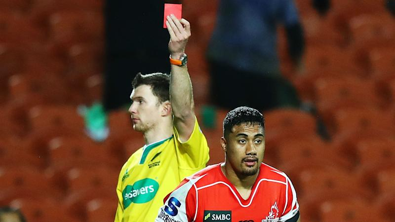Taulagi given five-week ban for dangerous tackle