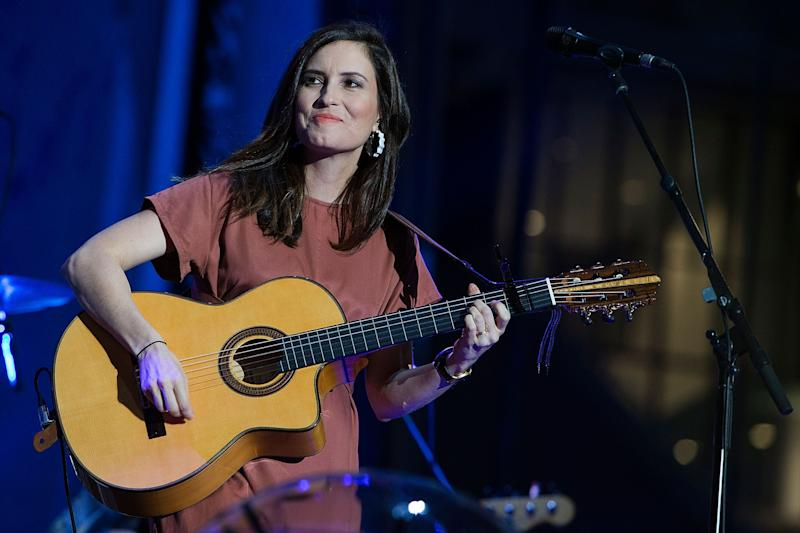 PERTH, AUSTRALIA - MARCH 02: Missy Higgins performs in concert on the opening night Ed Sheeran's Australian tour at Optus Stadium on March 2, 2018 in Perth, Australia. (Photo by Matt Jelonek/WireImage) (Photo: Matt Jelonek via Getty Images)