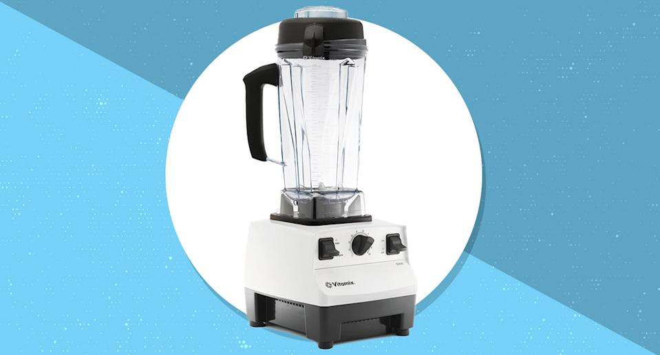 Prime Day has an unbeatable deal on the Vitmaix Professional Grade Blender. (Photo: Amazon)