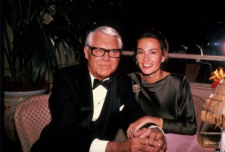 <p>Grant met Barbara Harris in London in 1976, and a few years later she moved out to Los Angeles to live with him. The pair got married in 1981 and remained married until the end of his life.</p>